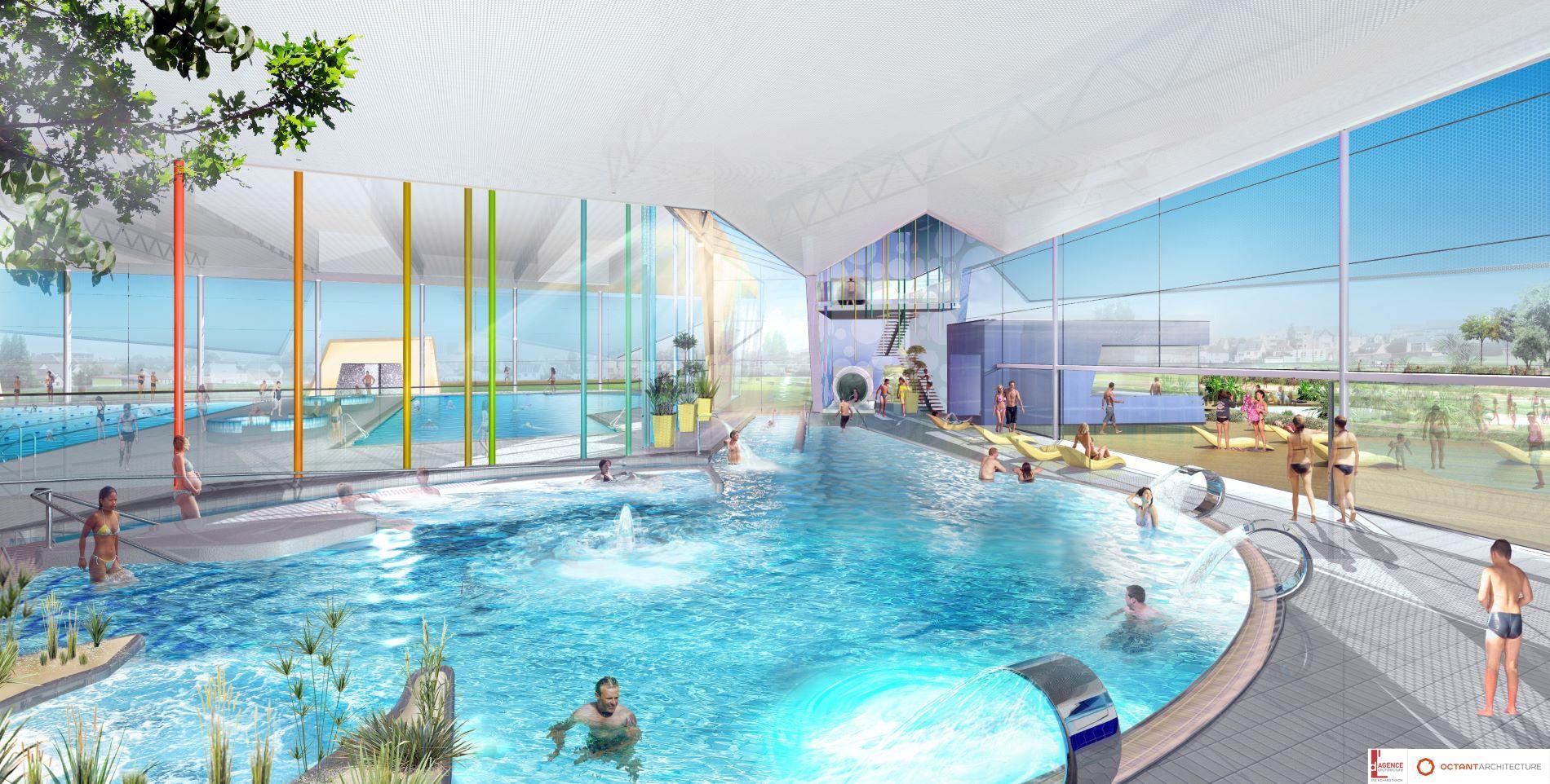 Centre Aquatique Granville Terre et Mer